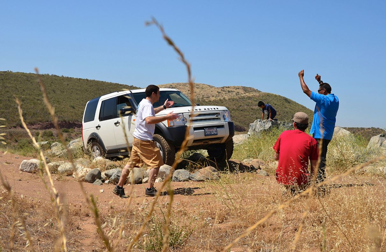 4x4 Off-road Training Workshops