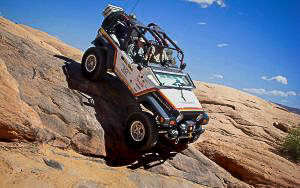 Dan Mick - Off Roading - Moab Jeep Tours - Black Rhino Expeditions