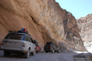 Death Valley Off Road Tours - Lunch Stop - Titus Canyon - Black Rhino Expeditions