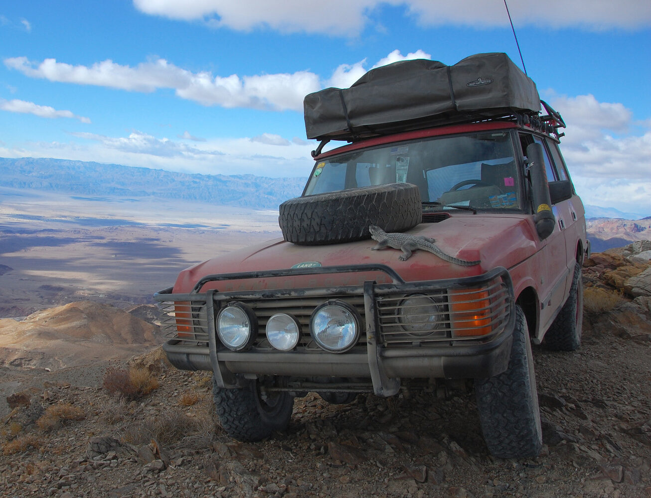 4x4 Off-Road Training - Black Rhino Expeditions
