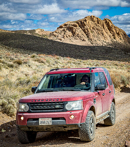 Black Rhino Expeditions - Death Valley Off Road Expedition April 2020
