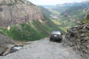 Black Bear Pass - Black Rhino Expeditions - Off Road Tours