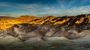 Zabriskie Point - Death Valley Tours - Black Rhino Expeditions
