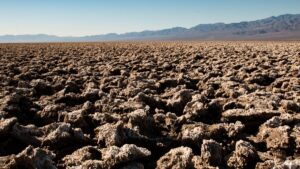 Devil's Golf Course - Death Valley - Black Rhino Expeditions