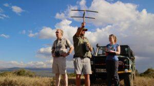 Gathering data for saving rhinos