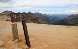 Imogene Pass - Black Rhino Expeditions - Off Road Tours